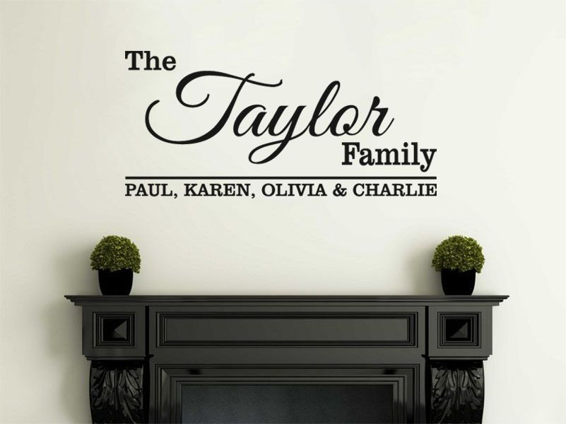 personalised wall sticker quotes uk personalised wall stickers and